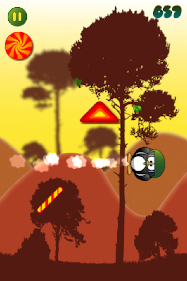 Screenshot Fat Birds – Addictive!