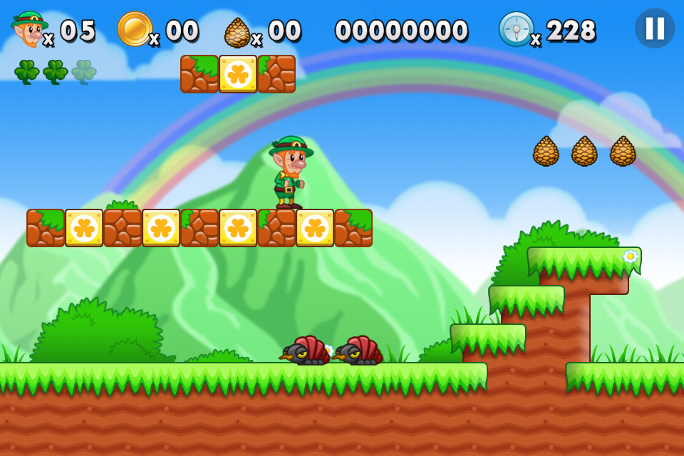 Screenshot Super Jump World
