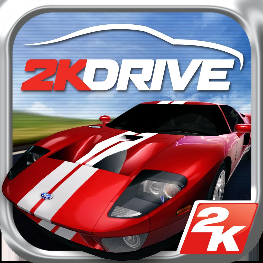 2K DRIVE iOS